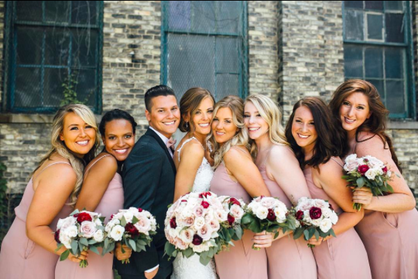 #AzazieChic Bridal Party Instagram Roundup