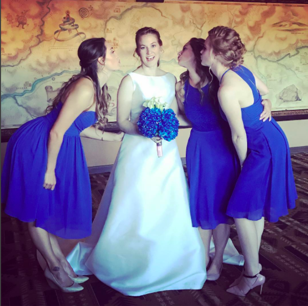 #AzazieChic Bridesmaids and Bridal Party Instagram Roundup