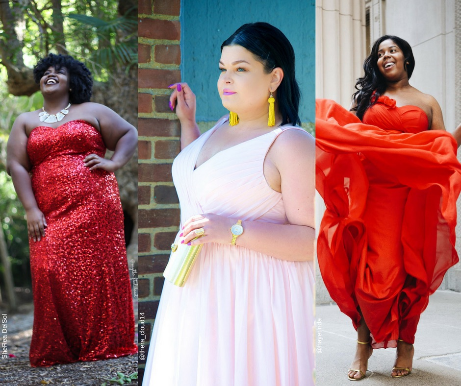 plus size gown guide