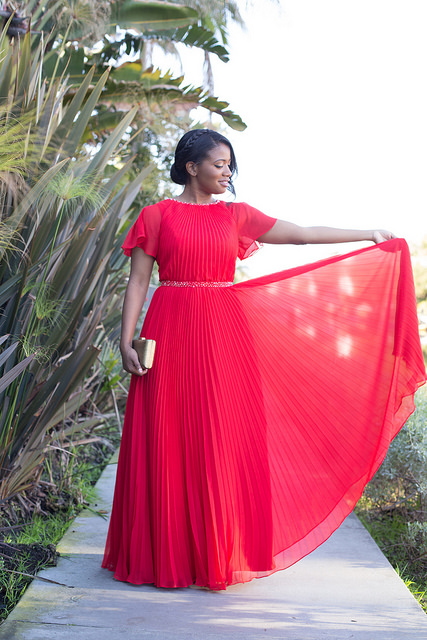 Bridesmaid Dress Trend Alert: Flutter Sleeves
