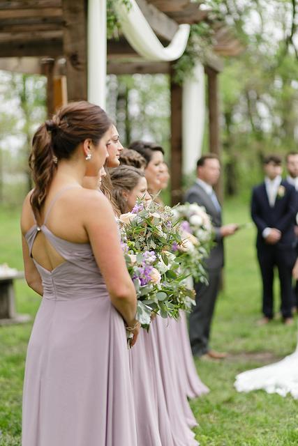 Style Spotlight: Haleigh Bridesmaid Dress