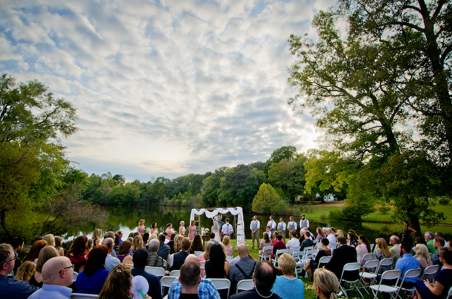 Real #Azazie Wedding: Bethany + Chase
