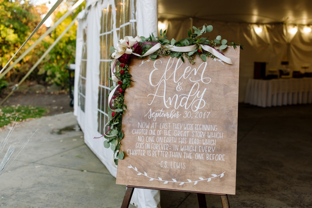 Real Wedding | Ellen + Andy