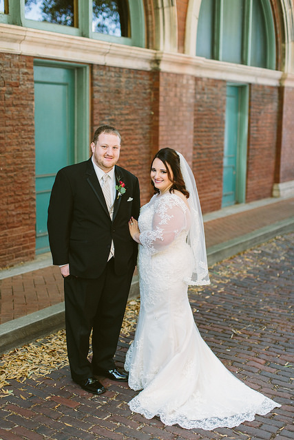 Real #Azazie Wedding | Morgan + Tyler