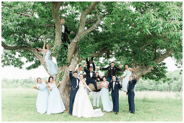 Real #Azazie Wedding | Jordan + Stephen