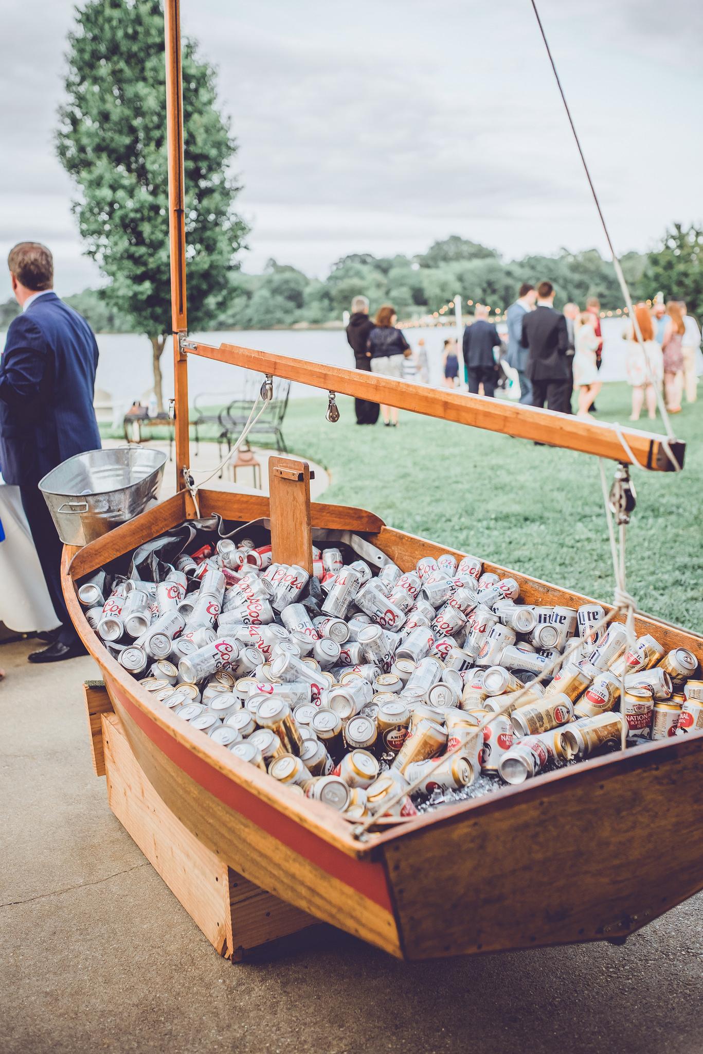 Real #Azazie Wedding | Caitlin + Brendan