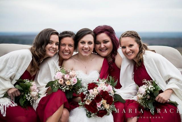 Real #Azazie Wedding | Sarah + Chris