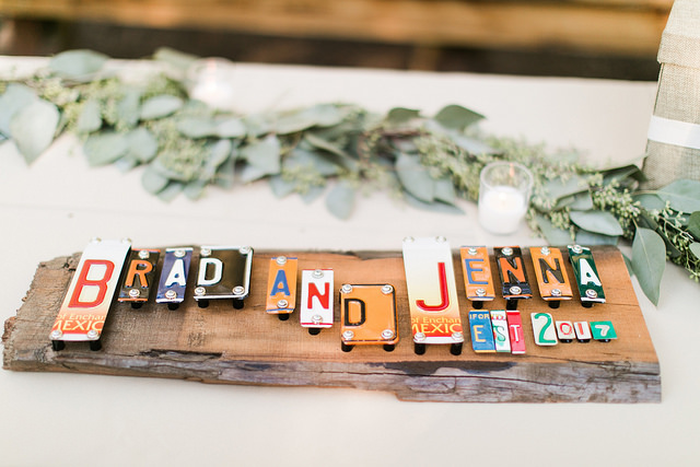 Real #Azazie Wedding | Jenna + Brad