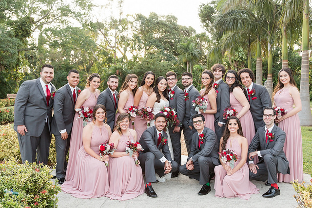Real #Azazie Wedding | Elizabeth + Raul