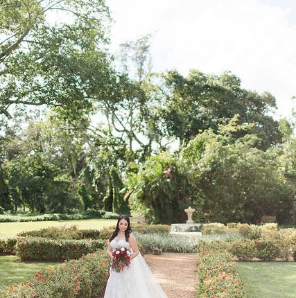 Real #Azazie Wedding | Elizabeth + Raul