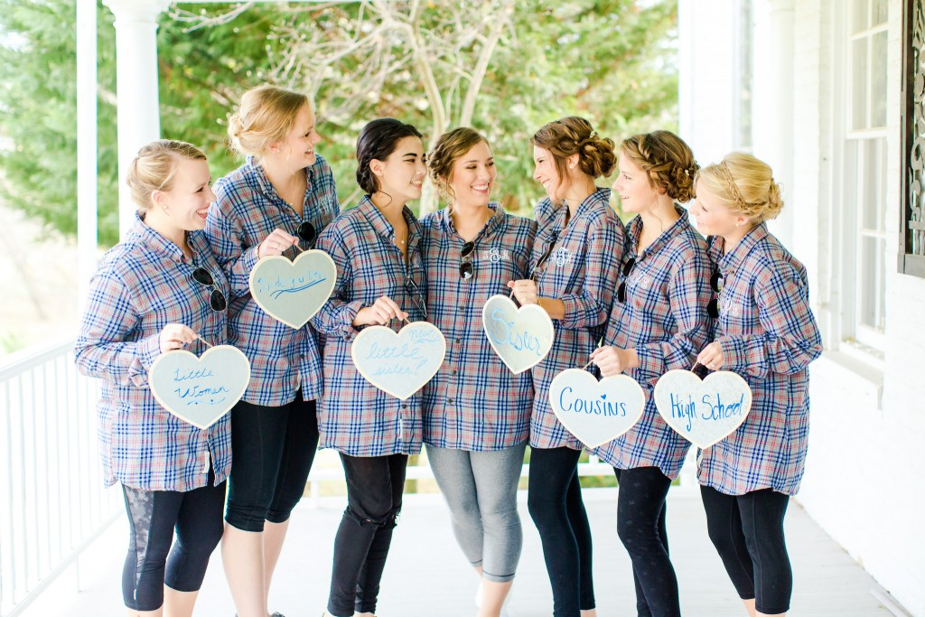 4 Cute Getting Ready Outfits for Your #BrideTribe