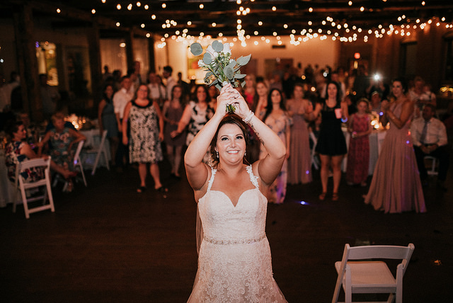 Real #Azazie Wedding | Courtney + Shawn