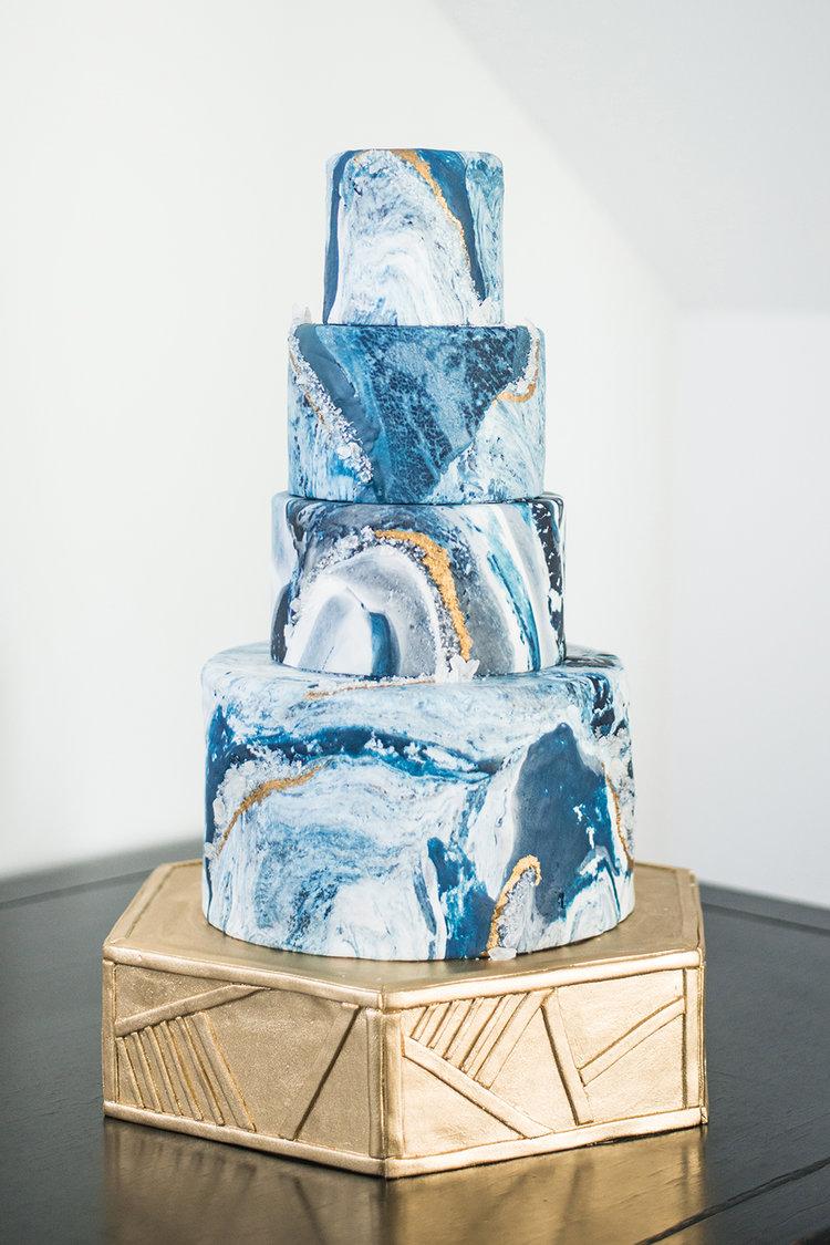 Geode+Cake