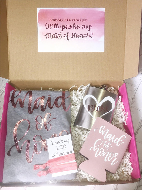 5 Must Haves for Your Bridesmaid Proposal