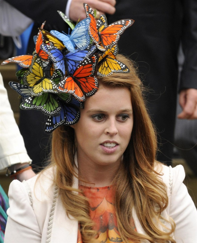 The Royal Wedding: Get Ready for Some Crazy Hats