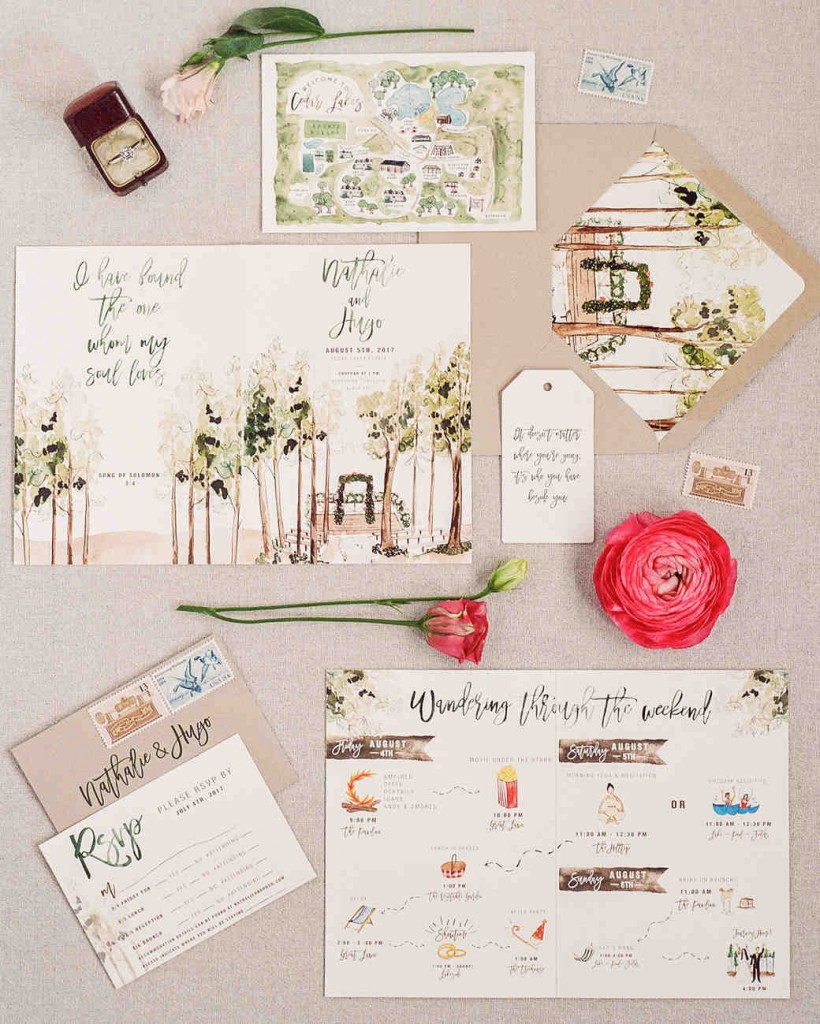 You're Invited! You Have to See These Perfect Invitations