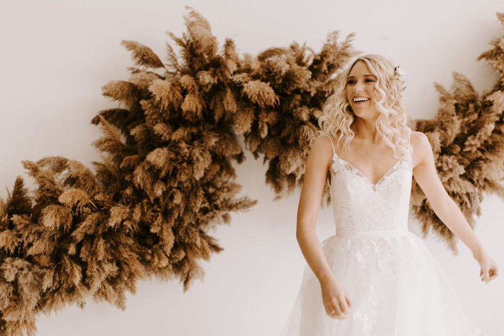 Real #Azazie Wedding | Kelly + Mark