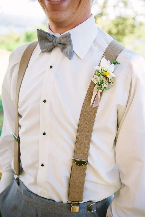 4 Ways to Make Your Groomsmen Stand Out