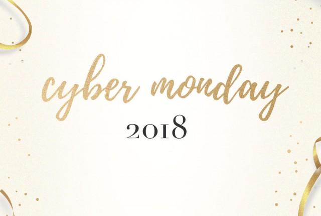 Cyber Monday Promo