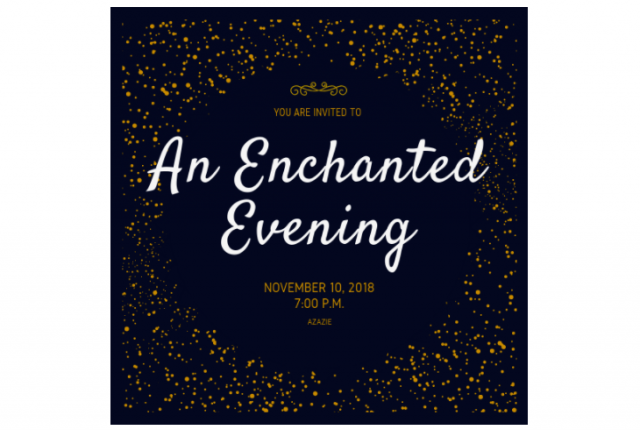 Enchanted Evening