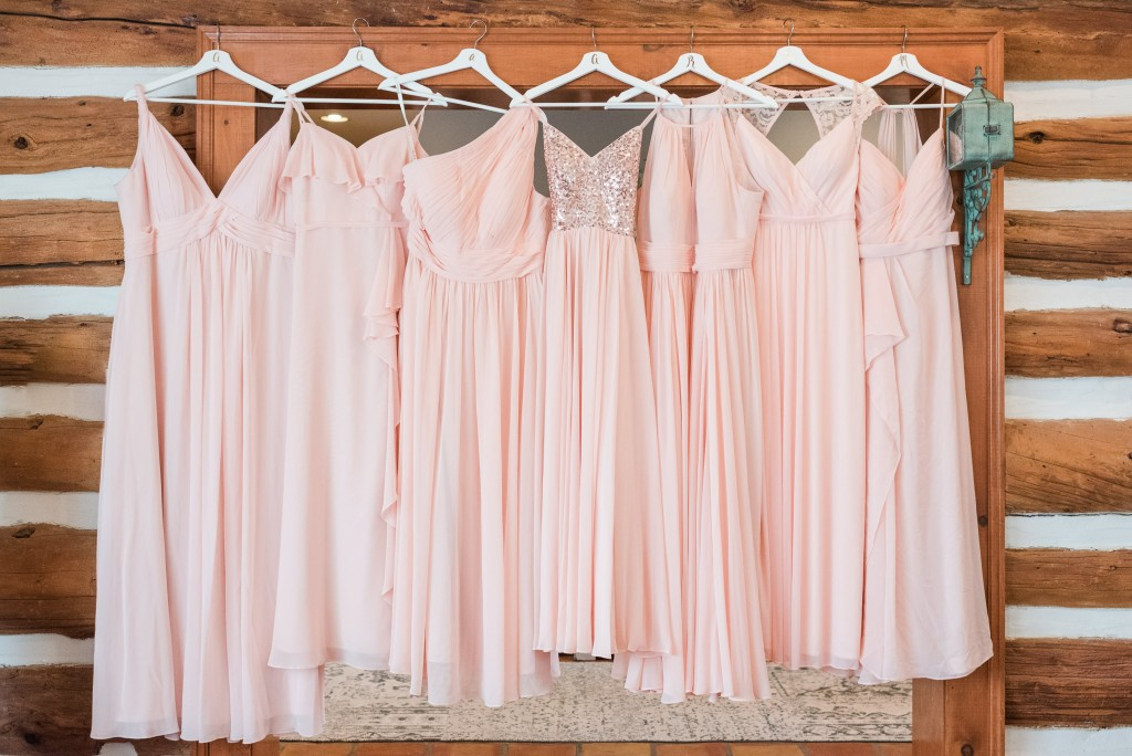 Blush Summer Stonefields Estate Wedding