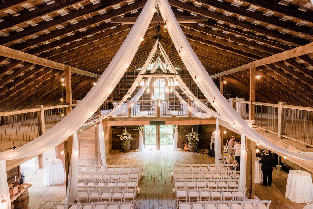 Katy & Mark | The Barn at Bennett Flats, wedding, bride and groom, real bride, real Azazie Wedding, wedding dress, Azazie, real wedding story, wedding venue, wedding party, bridesmaid dresses
