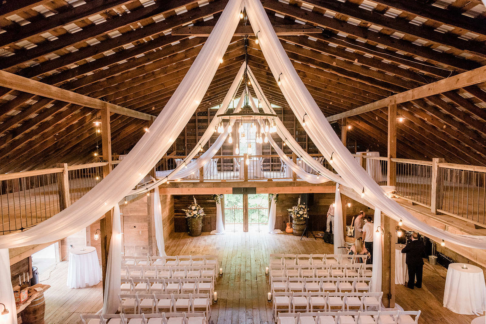 Katy & Mark | The Barn at Bennett Flats