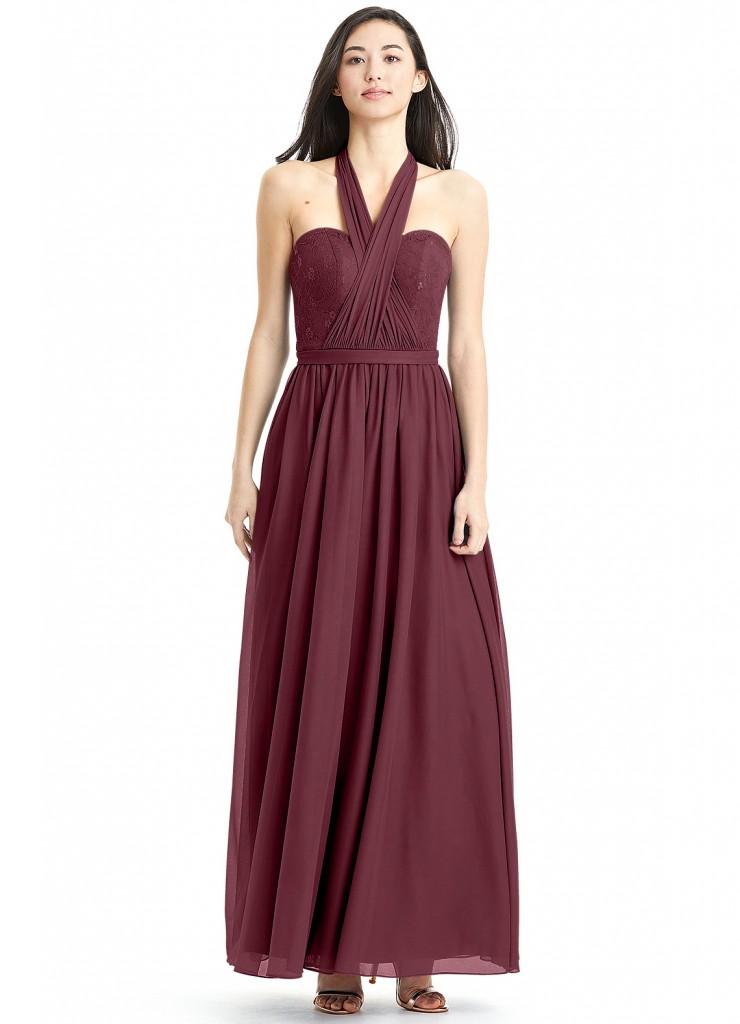 Azazie Yesenia Convertible Bridesmaid Dress