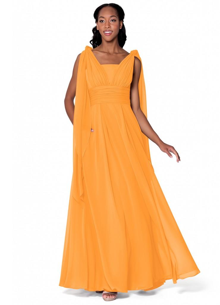 Azazie Chandelle Convertible Bridesmaid Dress