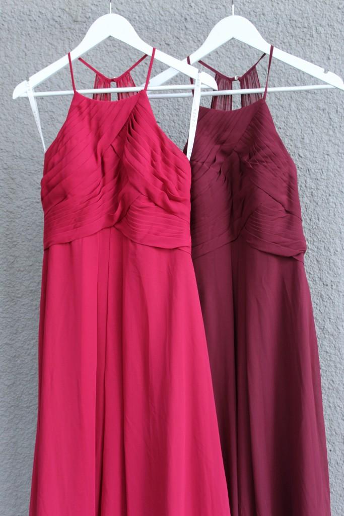 Burgundy, Cabernet, Bridesmaid dresses, Azazie