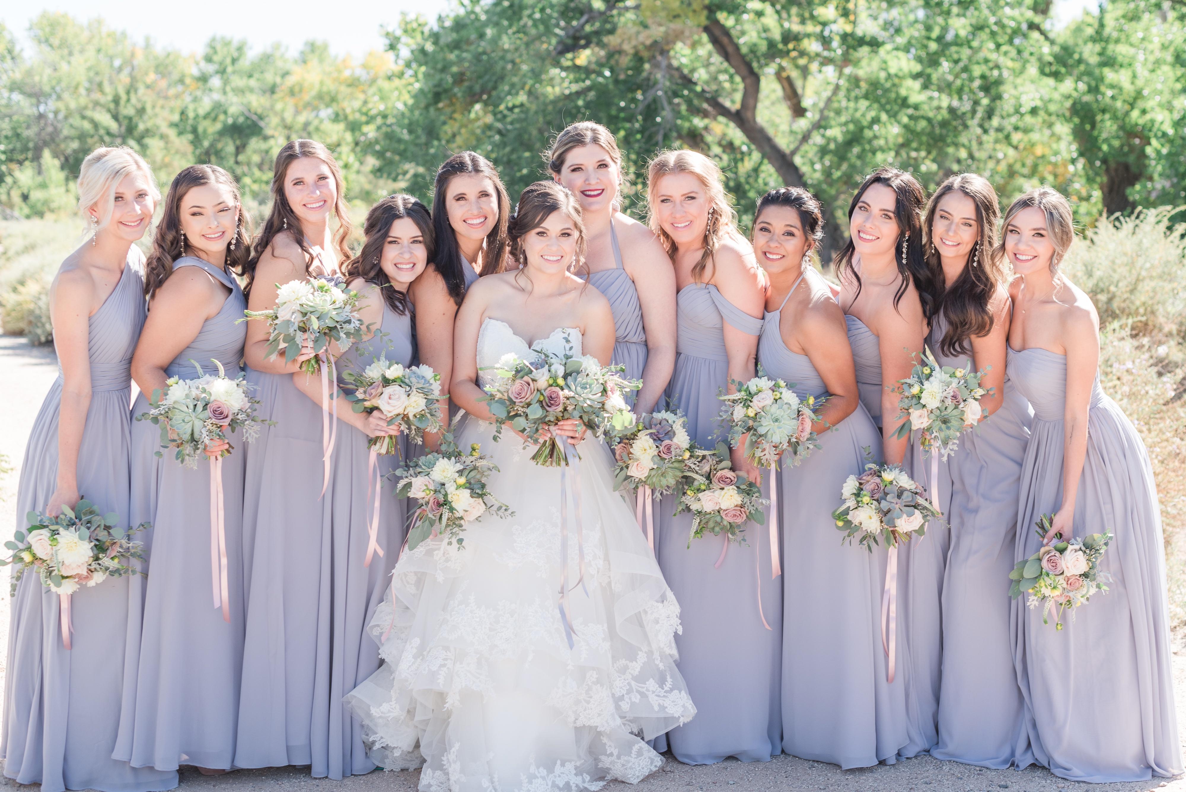 Azazie Bridesmaid Dress Color