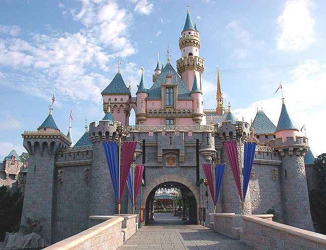 Bachelorette party destination, disney, disneyland, princess castle, disney castle