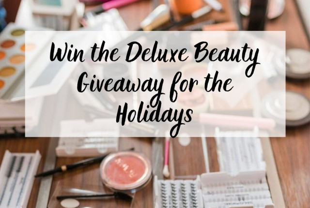 Deluxe Beauty Giveaway (2)