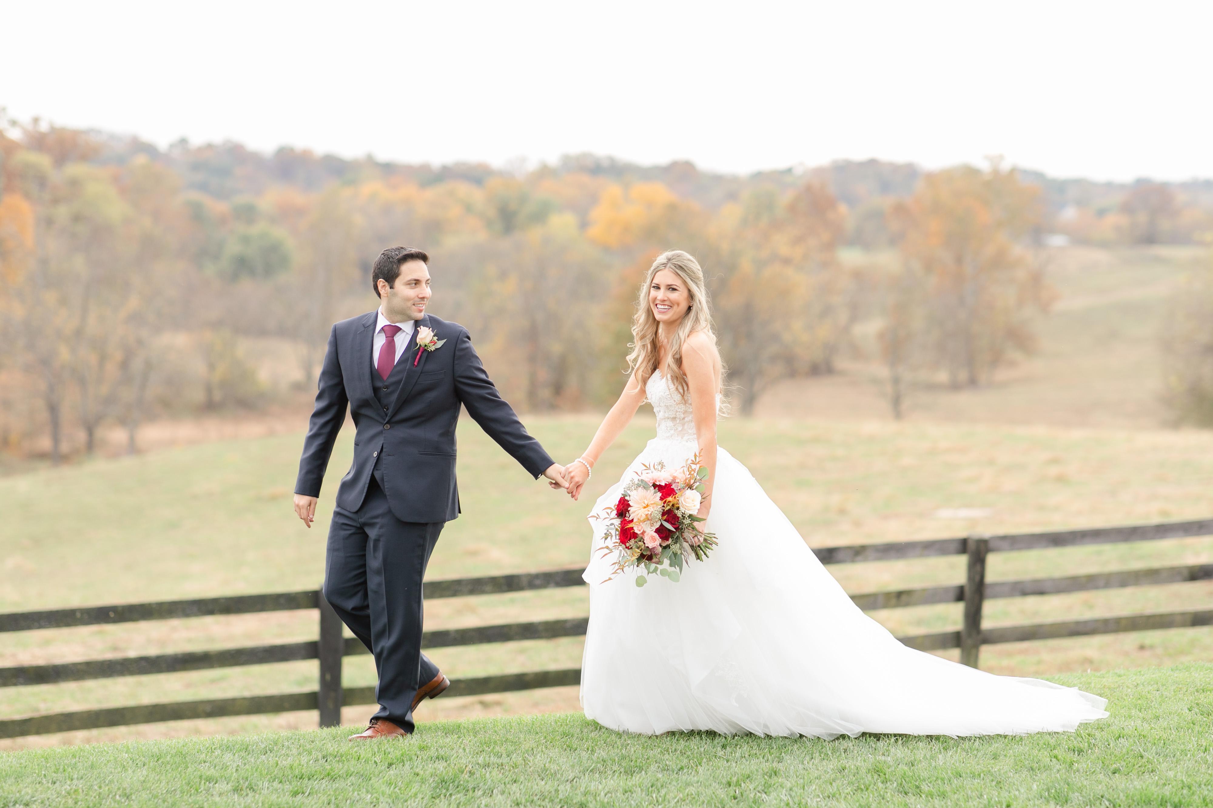 Fall Shadow Creek Wedding Lacey & Paul Megan Kelsey Photography-229