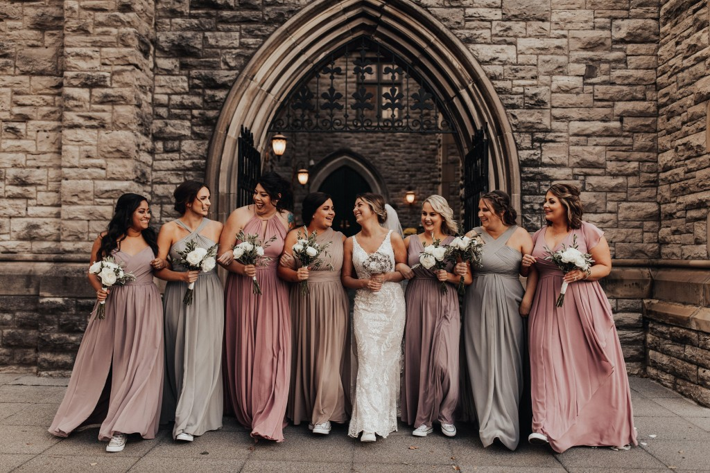 neutral, taupe, neutral bridesmaid dress, champagne, azazie, bridesmaid dress, azazie dress, neutral color palette, Taupe, Dusk, Silver, Vintage Mauve