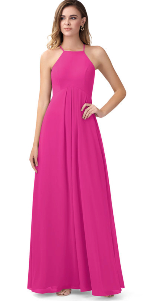 Azazie Sarah, bridesmaids dresses, social occasion dresses, pink dress, affordable dresses, red carpet styles, celebrity looks