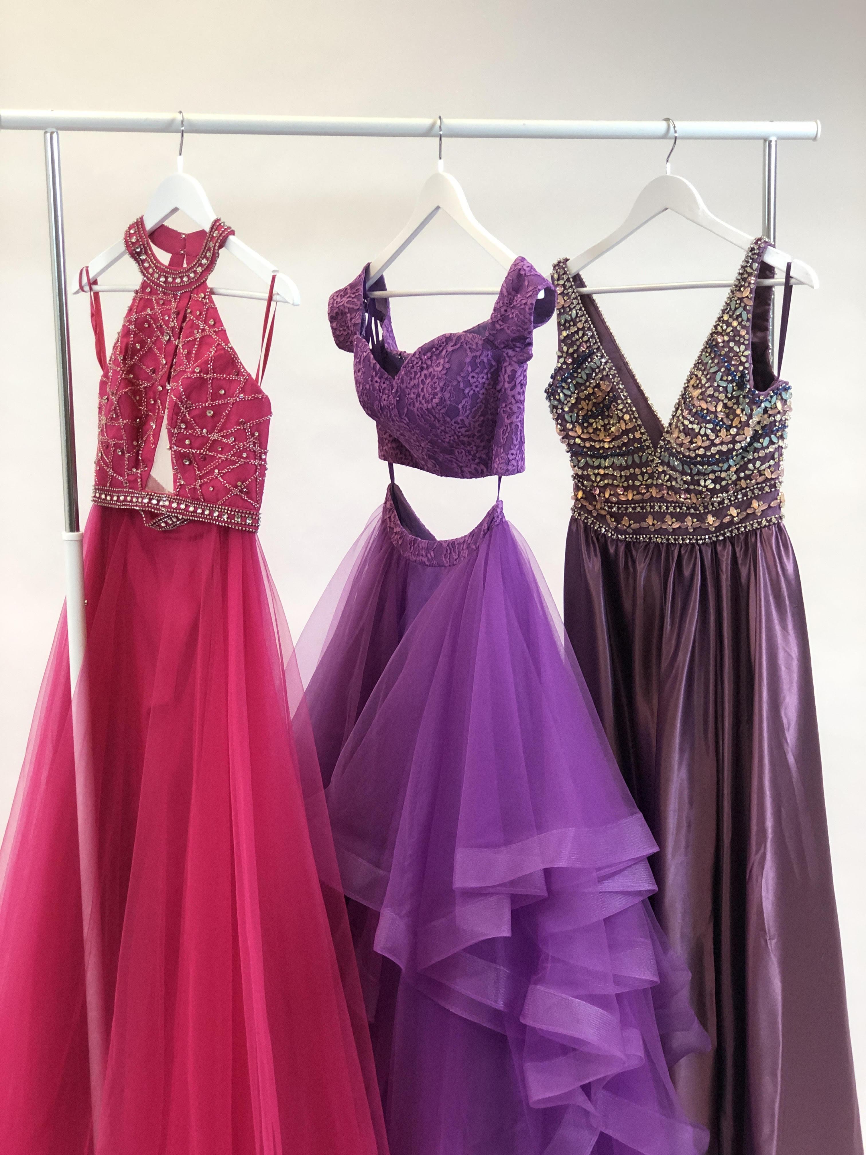 ballgown prom dresses