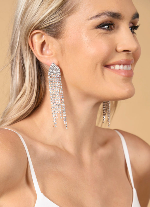 ROARING TWENTIES TASSEL EARRINGS