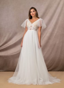 Azazie Maisie Bridal Gown Wedding Dress