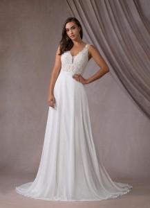 Trixie Wedding Dress, Bridal Gown
